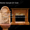 Marble Sample QY Gold