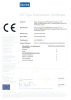 13G HPPE gloves coated with PU in Black/Grey