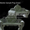 Marble Sample Ping Green