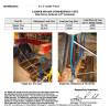 Test Report Of 5'*5' Ladder Frame