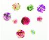 Resin Nail Flower