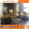 Australian-- CT16-9D zero tail mini excavator