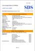 SDS Certification