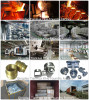 OEM casting and CNC machined parts workshop