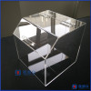 supermarket acrylic candy bin box dispenser