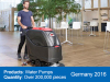 in 2016, we accepted ODM orders from a customer in Germany for carpet washing machine usage.
