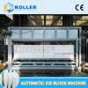 Koller 10 tons/day Direct Cooling Ice Block Machine(DK100) with great quality and low power consumpt