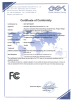 headphone FCC certificate