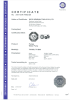 Water pump Certificate