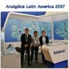 BIOBASE attended Analytica Latin America 2017 in Sao Paulo, Brazil