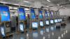 Kiosk factory machine display