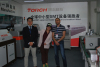 Italy Customer Visited our factory in 2013!