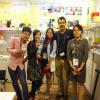 2014 OCT. HK Trade show YOYI 3D printer filaments