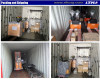 electric pallet forklift and reach stacker
