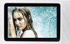 Wall mount LCD AD player