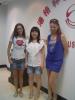 Customers visit Greenshoe on June.2011