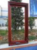 Customized Elegant design solid wood window