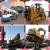 Used VOLVO Excavator Loading by RORO