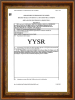 YYSR Russian brand