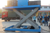 Armenia Customer Ordered 3 Sets Scissor Lift Table