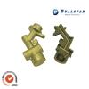 Brass forging for gas burner