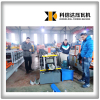 KXD semicircle water gutter roll forming machine