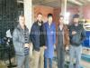 Install roll mesh welding mahcine in Algeria