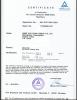 CE Certificate for Webbing sling