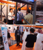 HEGERLS attended Storage and Material Handing Middle East 2013 in Dubai,U.A.E
