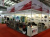 Our company gained great attention at PLASTINDIA 2015