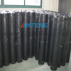 Black plastic film