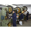 Workshop of hardware of overhead power transmission line