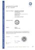 TUV certificate of relay