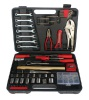 148PCS Swiss Kraft Tool Set, Power Tool Set with Socket Tools Set