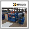KXD servo motor glazed roofing tile roll forming machine