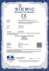 CE certificate of EIB/MIB series