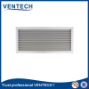 aluminium air grille single deflection grille