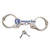 Strengthen Steel Police Metal Handcuff