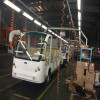 11 Seats Electric Sigthtseeing Car For 40' Container