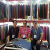 XINQUAN TEXTILE CO., LTD at 117TH SESSION of CANTON FAIR