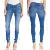 factory OEM fashion women jeans skinny denim pants