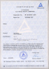 CE certificate of hot fix applicator