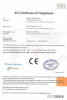 Certificates about BAXIN MACHINERY CO.,LTD