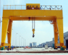 A Type Double Beam Gantry Crane