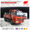 3300mm dongfeng 3-5 ton payload light truck with side wall open