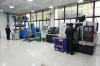 Semi processing area