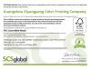 FSC Certificate of XYYPRINT