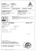 TUV & GS Certificate