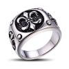 stainless steel masonic ring for men