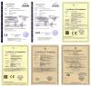 ROHS, FCC,CE Certificate